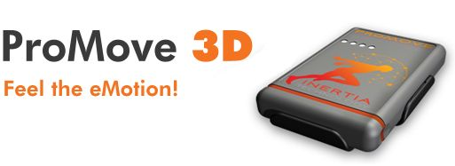ProMove 3D - 3D motion tracking | Inertia Technology