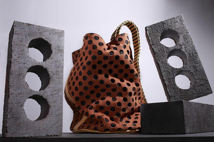 Polka dot bucket bag, LAAEL  Photography by  Tom Hartford   Styling by  Alex Petsetakis
