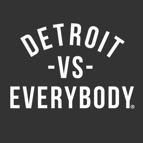 Detroit vs. Everybody. Greektown Store.