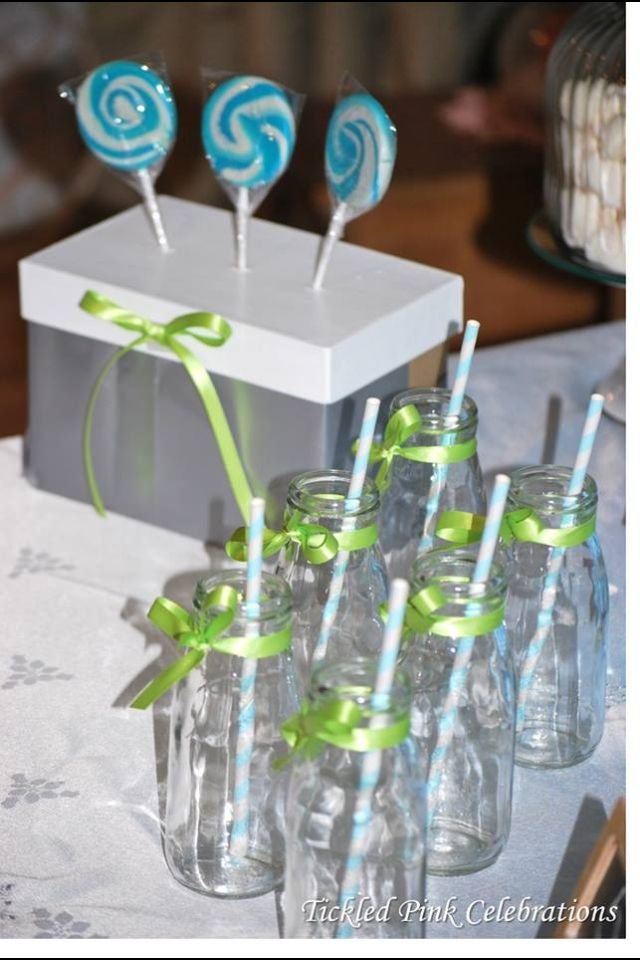 Lemonade party stand for a little boy by @tickledpinkcele
