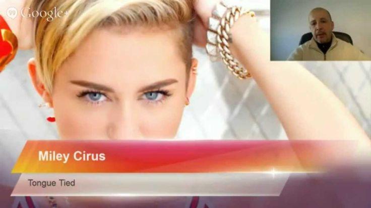 Miley Cyrus Film Festival Porno New York Tongue Tied - Corto Hard
