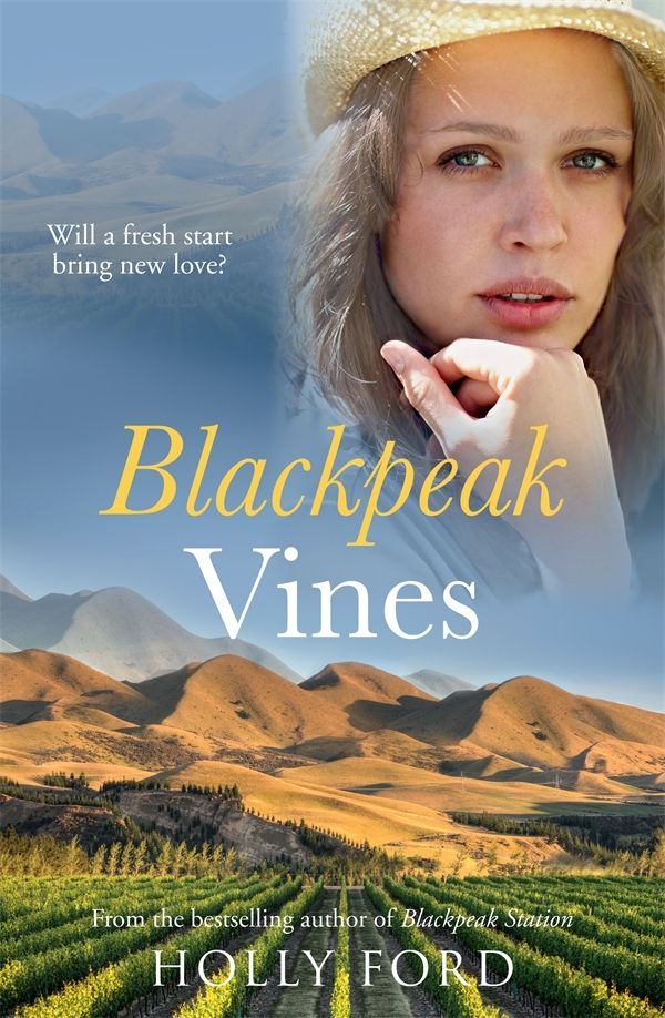 A mother and daughter arrive at Blackpeak Vineyard in search of a new life and new love in this sizzling romance.