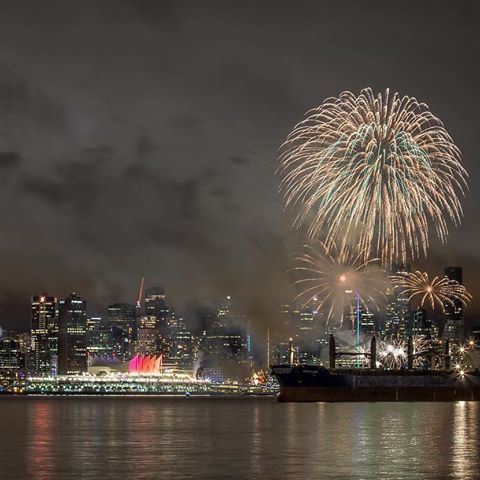 Happy 2017! How did you spend New Year's Eve?   Thanks @jennchanphotography for our Daily Photo #2450! #vancouverisawesome