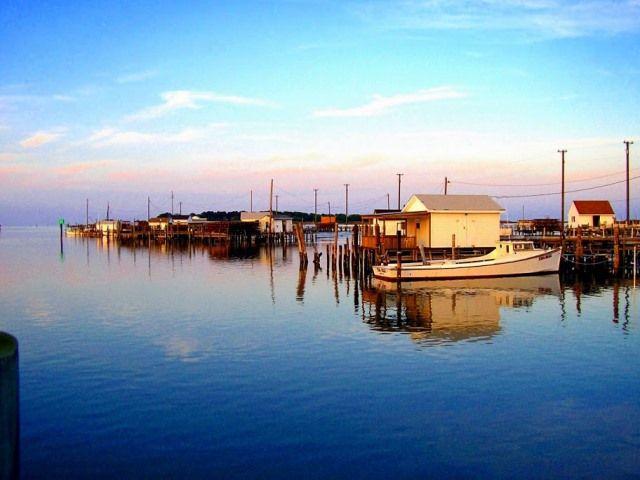 Tangier Island, Virginia. Photo by Steve Blakely.