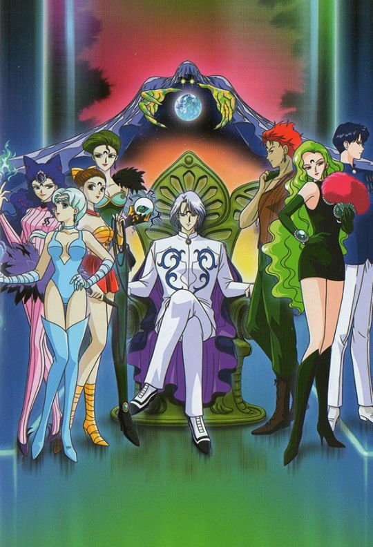 Sailor Moon Villains