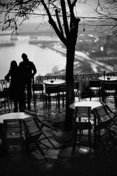 Pierre Loti park, Eyup - Istanbul.