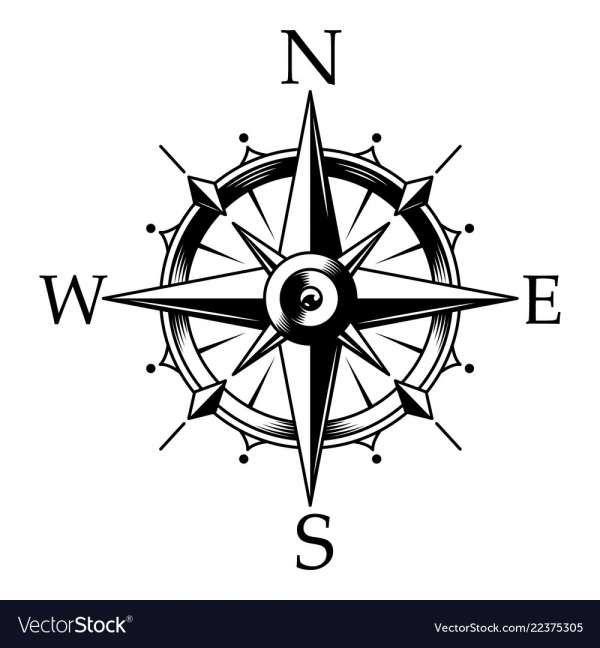 17 Compass Vector Art In 2020 Nautical Logo Compass Vector Wind Rose