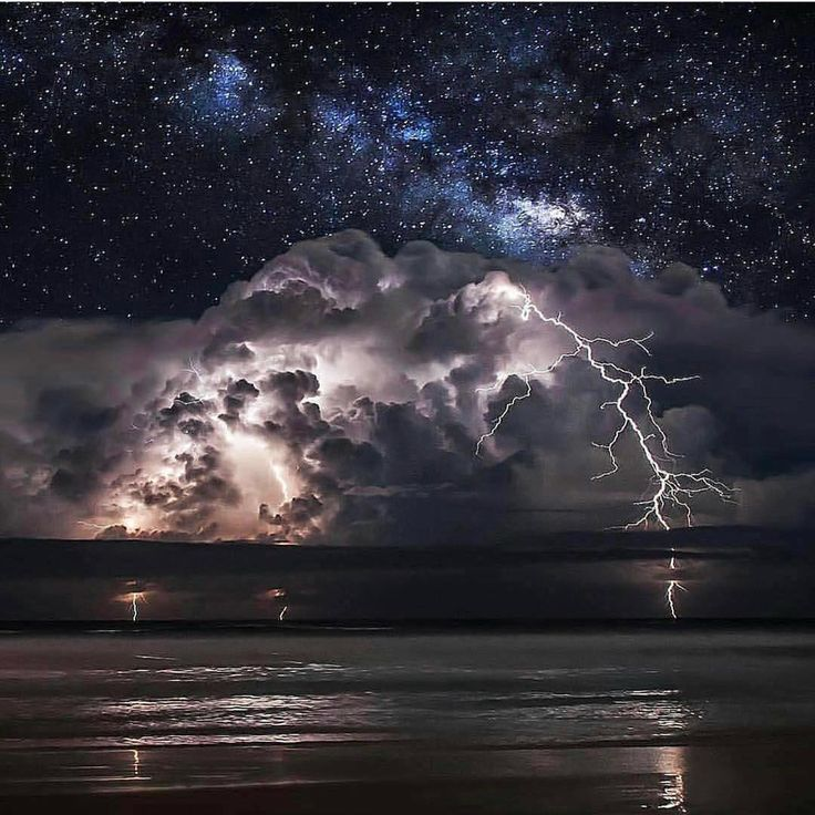 Best Clouds And Storms Images On Pinterest Beautiful News - Stunning photographs capture epic thunderstorm off the coast of sydney