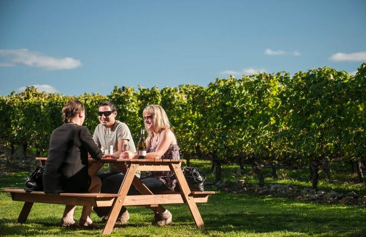 Treat yourself to a gourmet wine tour in Martinborough. A heady experience amidst acres of lush vineyards is sure to make you a 'happy' couple!