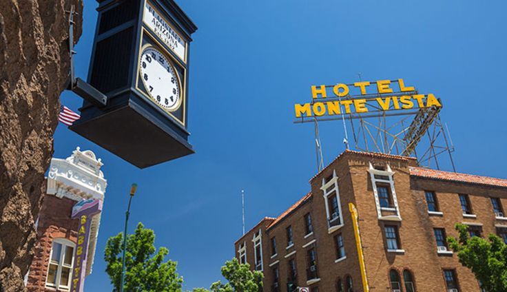 Flagstaff, Arizona, Discover Route 66, Ropes and Ale. This lively gateway community comes with a historic downtown. Take the self-guided walking tour, dare to climb the ropes or do the Ale Trail.