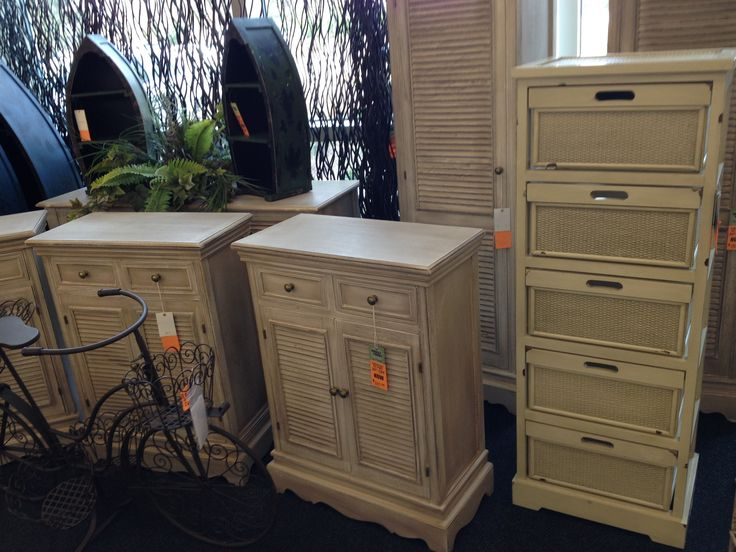 Arts And Crafts Storage Drawers