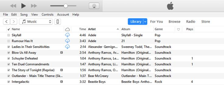 How to Create and Sync a Customized ITunes Playlist