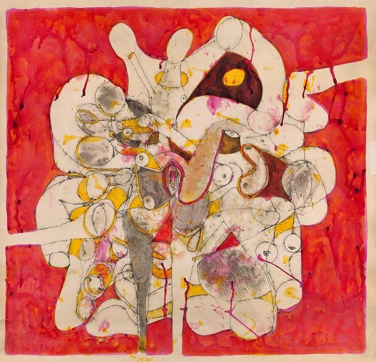 Avinash Chandra, Untitled, ca. 1970, Dag Modern