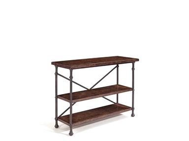 Add metal X support to console table