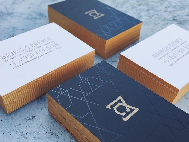 Mauricio Cremer Business Card