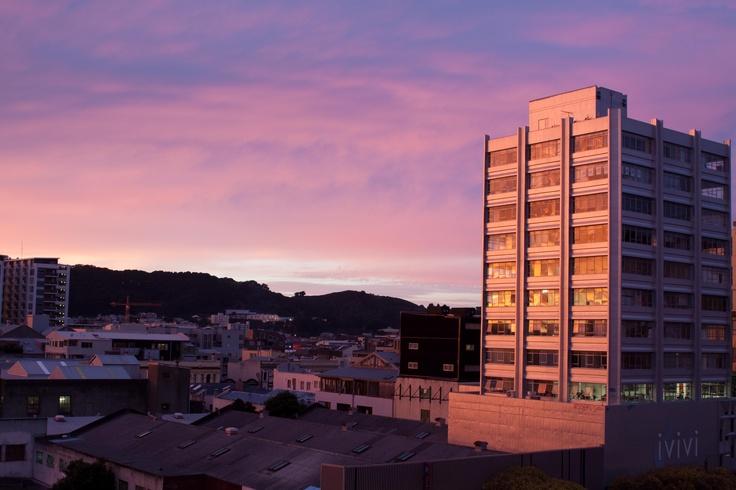 CBD, Wellington