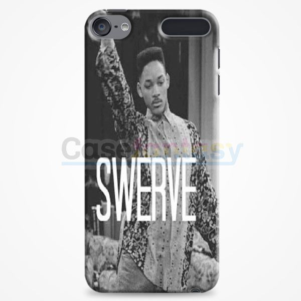 Swerve Swag Funny Phone Case Quote iPod Touch 6 Case | casefantasy