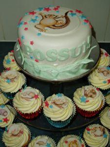 Possum magic birthday cake