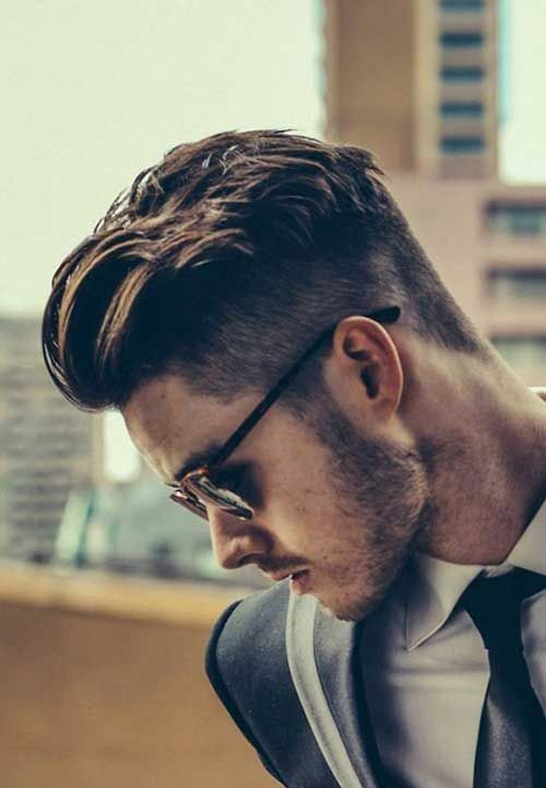 55 Trendy Haircuts for mens 2018