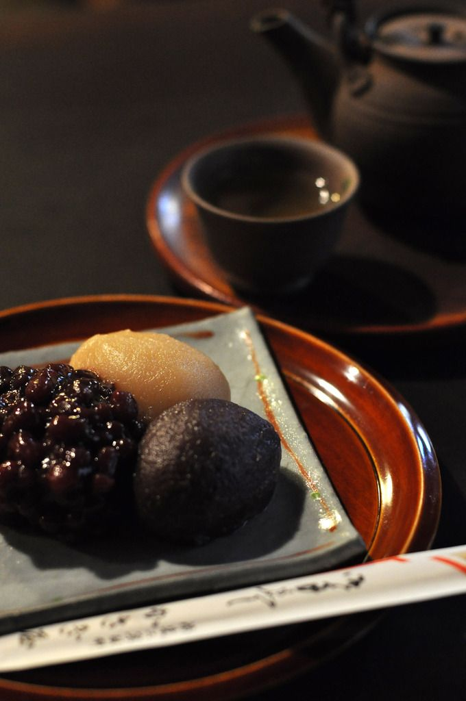 Japanese sweets. #Japan #Japanese #Sweets #Tea #Match #Foods #Culture #Photography