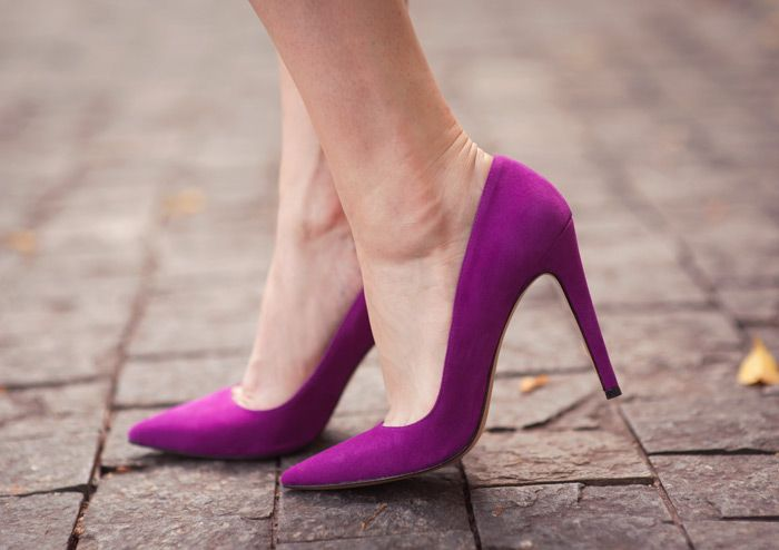 Preto e rosa combina olhaesse sapato femenino com uma pessa do seu guardaroupa fgica um luque perfeityoo ne meninas