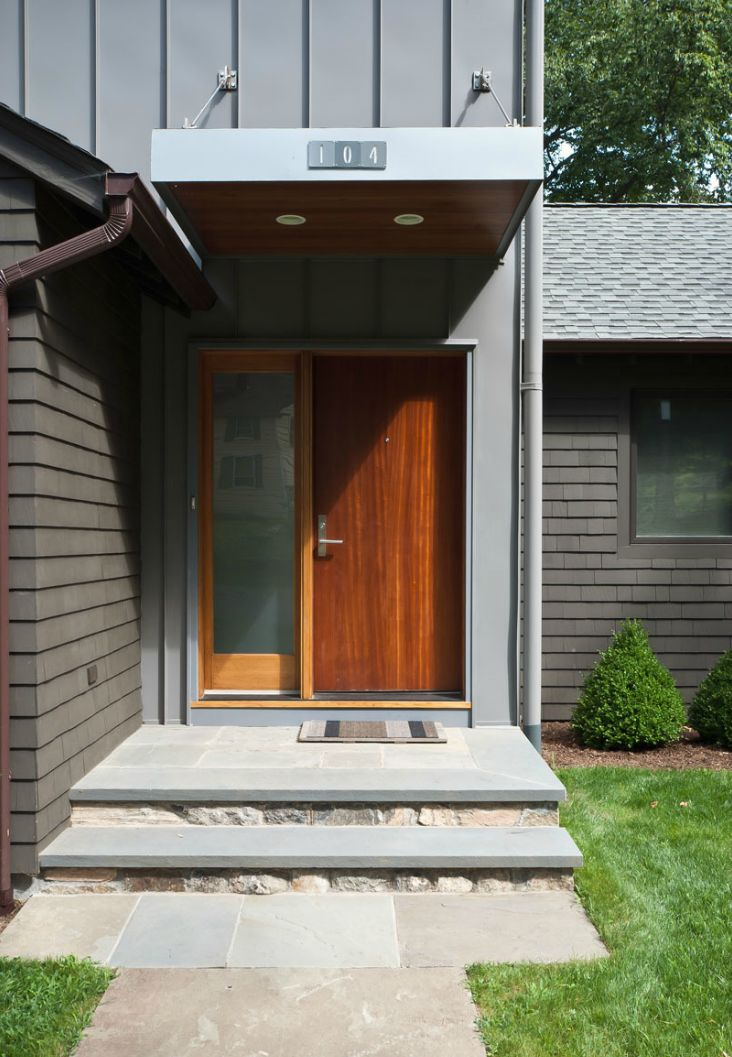 9 Best Modern Entrance Canopies Images On Pinterest