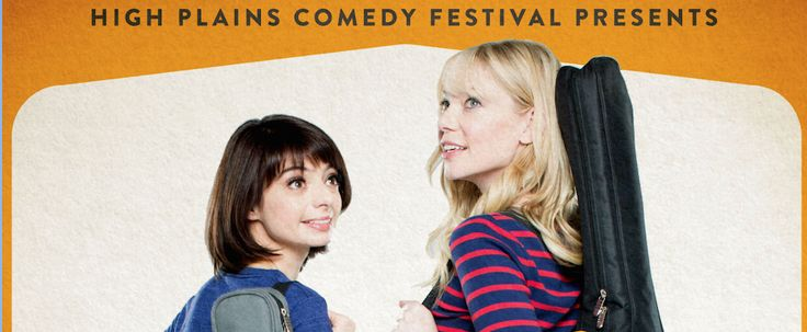 Denver's High Plains Comedy Festival Announces 2016 Headliners | Garfunkel & Oates | Kyle Kinane | Cameron Esposito | Comedy Festival | Denver Comedy | Things to do in Denver | 303 Lifestyle | 303 Magazine