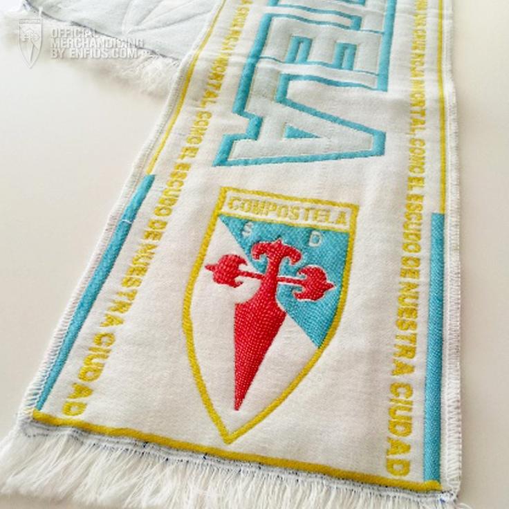 Bufanda Basic imprescindible para todo aficionado a la Esedé a un precio único. Su diseño incluye escudo, tipografías oficiales del club y el himno del equipo.    Composición: 70% Acrílico, 30% Polyester