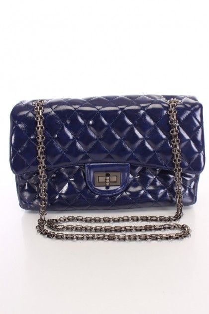 Best 25+ Navy blue handbags ideas on Pinterest | Navy blue clutch ... : navy quilted handbag - Adamdwight.com