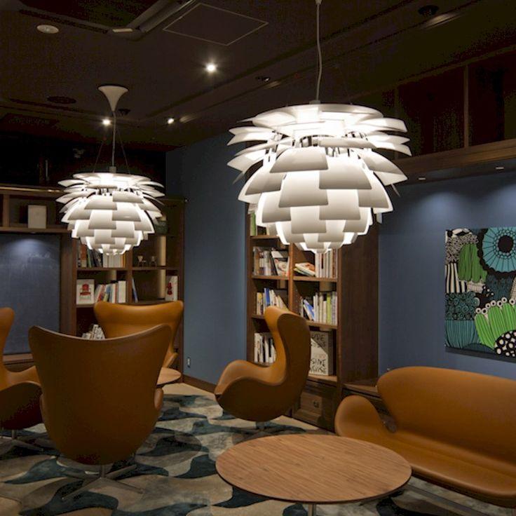 442 best pendant lights images on pinterest ph artichoke light by louis poulsen mozeypictures Gallery