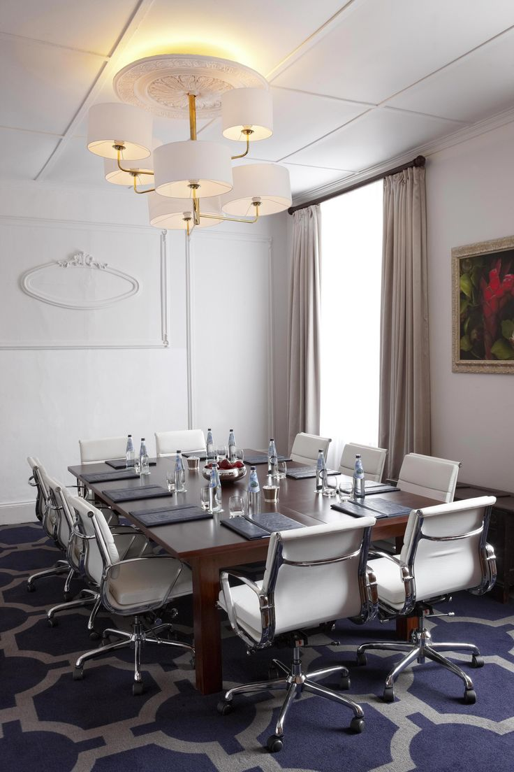 Alphen Boutique Hotel | Constantia, Camps Bay #boardroom #interior #design