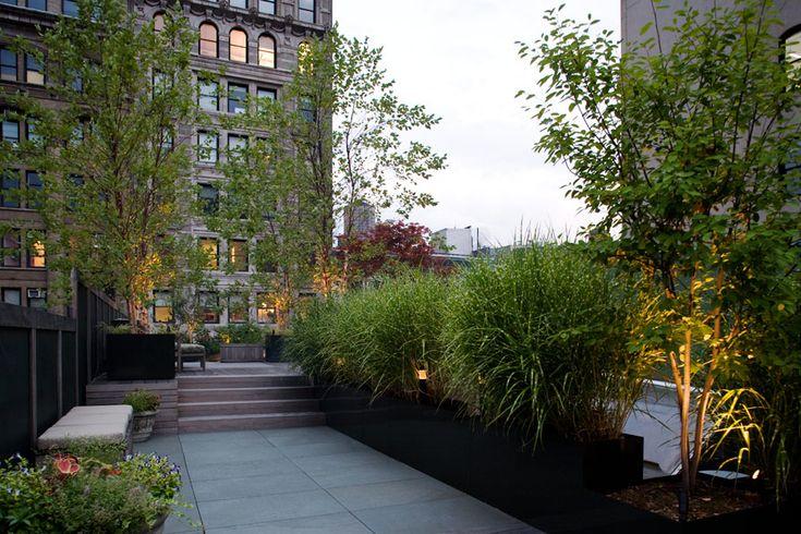 196 best roof garden images on pinterest rooftop gardens for 14 m4s garden terrace