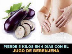 La Berenjena y sus Beneficios En La Dieta | Salud y Consejos