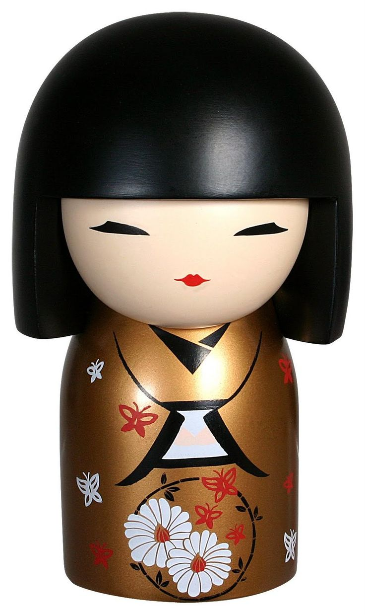 """Kimmidoll™ Kazuna - 'True Friend' - """"My spirit honours and cherishes. You show my spirit by honouring and embracing others just as they are. By cherishing the uniqueness you find in each and every person you meet, you bring a sense of freedom to their lives."""""""