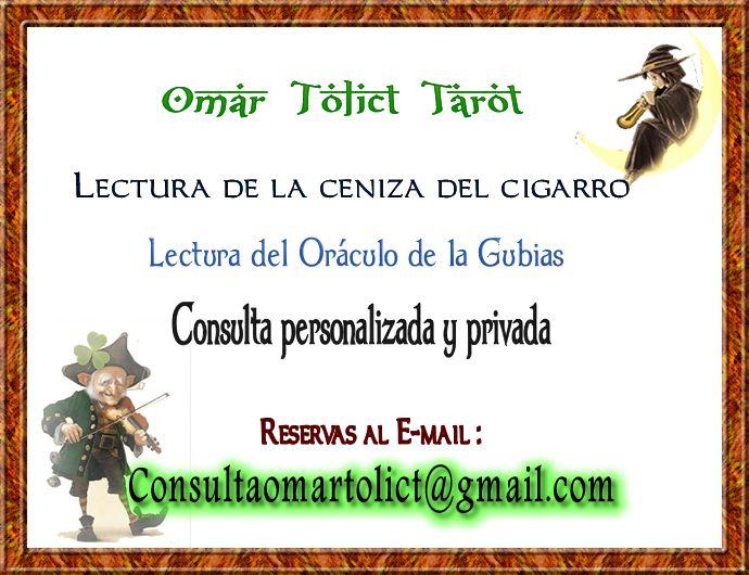 Bienvenidos  a Consulta Tarot  Omar      En mi página web usted encontrara una amplia gama de servicios, productos e informació...