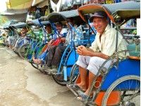 Markt in Martapura #Kalimantan #Borneo #Indonesië #reizen