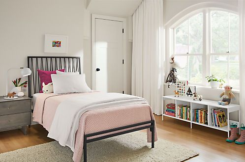 Jennings Bed in Colors - Modern Beds - Modern Kids Furniture - Room & Board