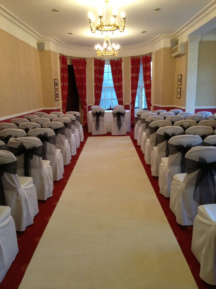 Ceremony Room - GK Chesterton - Venue