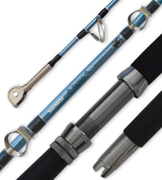"""Shimano Triton Sport Fishing Rods • on my """"wishlist"""" .. a must have!!! MY good'ole Shimano rod would be happy to have these for company ;)"""