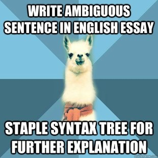 morphology and syntax relationship memes