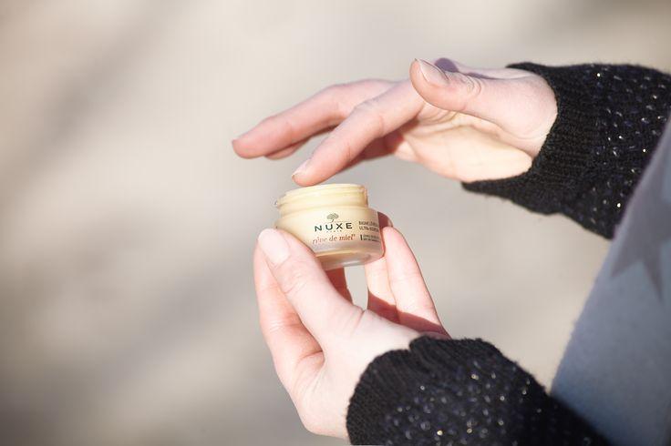 Baume Lèvres Ultra-Nourrissant Rêve de Miel® #NUXE #RêveDeMiel #Miel #Honey