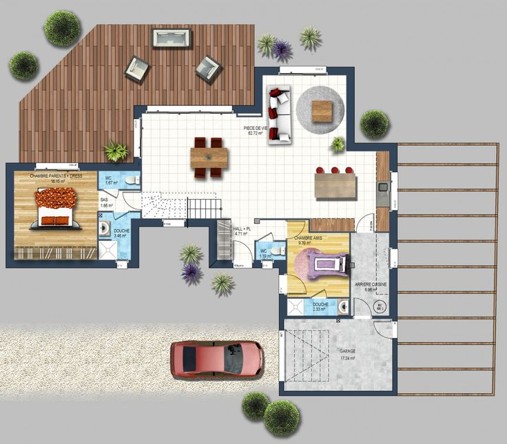 198 best House images on Pinterest Floor plans, Future house and