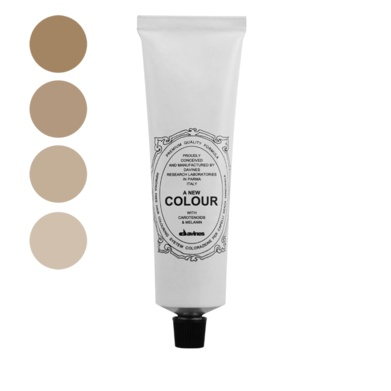 A New Colour Sand.    Ammonia free colour cream enriched with carotenoids and melanin for a strong anti-oxidant action that is able to cover perfectly white hair, to lighten up to three levels to darken and to change the reflex.