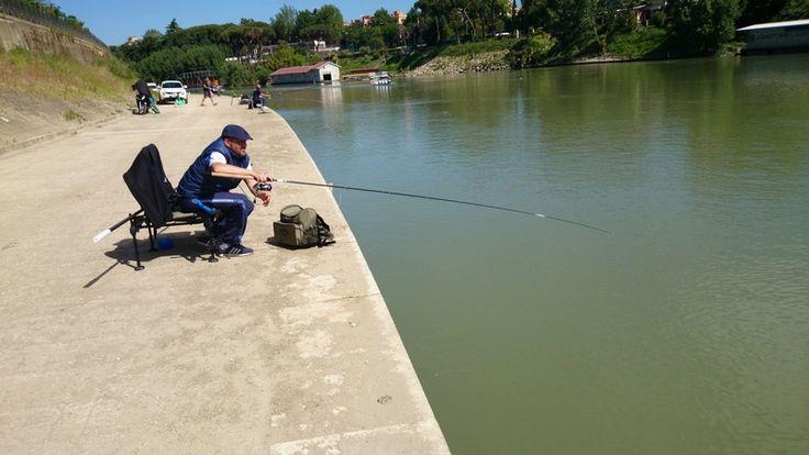 Pescata a feeder in quel di Roma - Fishingmania.it