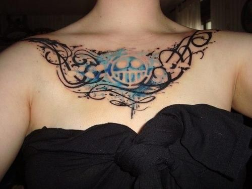 64 best tatouage manga images on pinterest anime tattoos for One piece law tattoos