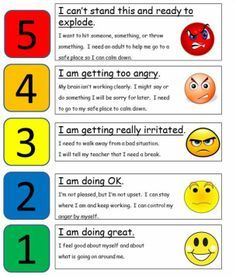 five point scale printable   Incredible 5 point scale - Sticking My Neck Out For Students