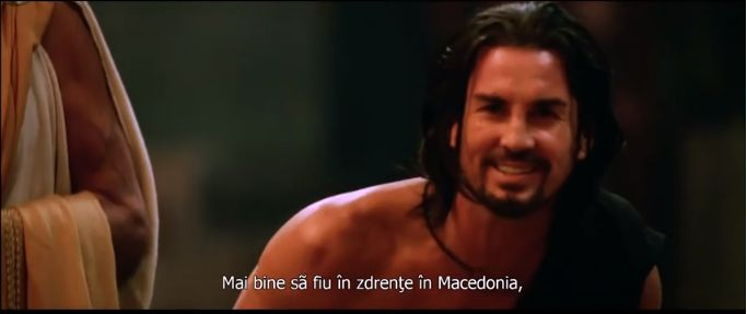 #Hades #Raphael #Jesus 'let me rot in Macedonian Rags rather than shine in Eastern 'Pump' '  Death of Cleitus Full Scene - Alexander 2004 - Full HD