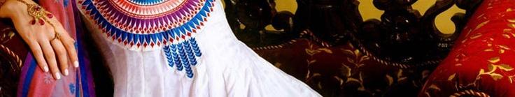Off White Jacquard Flare Churidar Suit Online Shopping: SLKGB1125