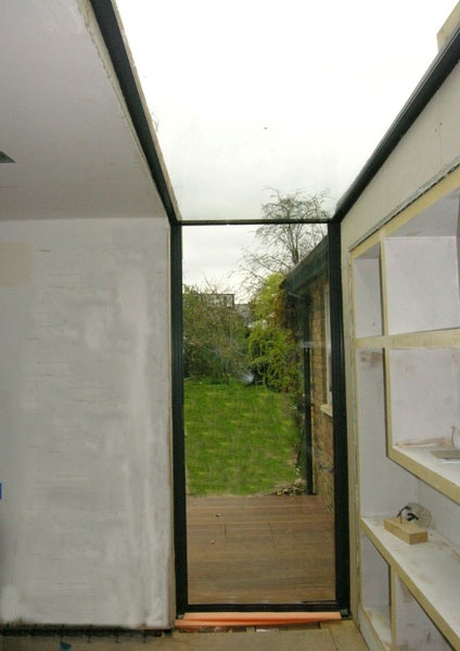 Glazing Vision Rooflights, Skylights and Glass Roofs- Modular Rooflights