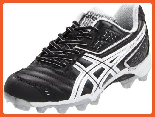 ASICS Women's GEL-Provost Low Field Hockey Shoe,Black/Silver/White,8.5 M US - Athletic shoes for women (*Amazon Partner-Link)